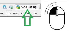 turn on auto trading